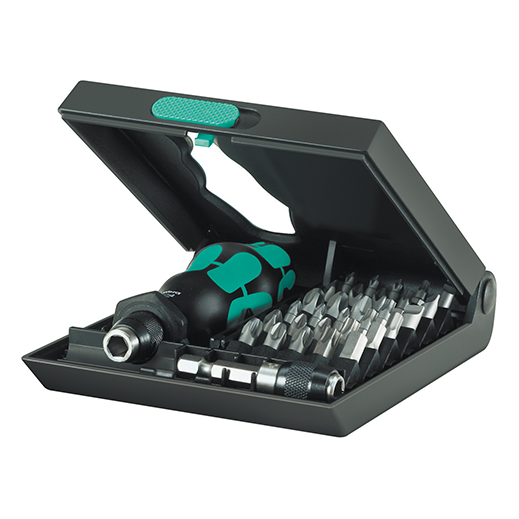 Tool Tuesday – Wera 05057110001 Kraftform Kompakt 70 Allround