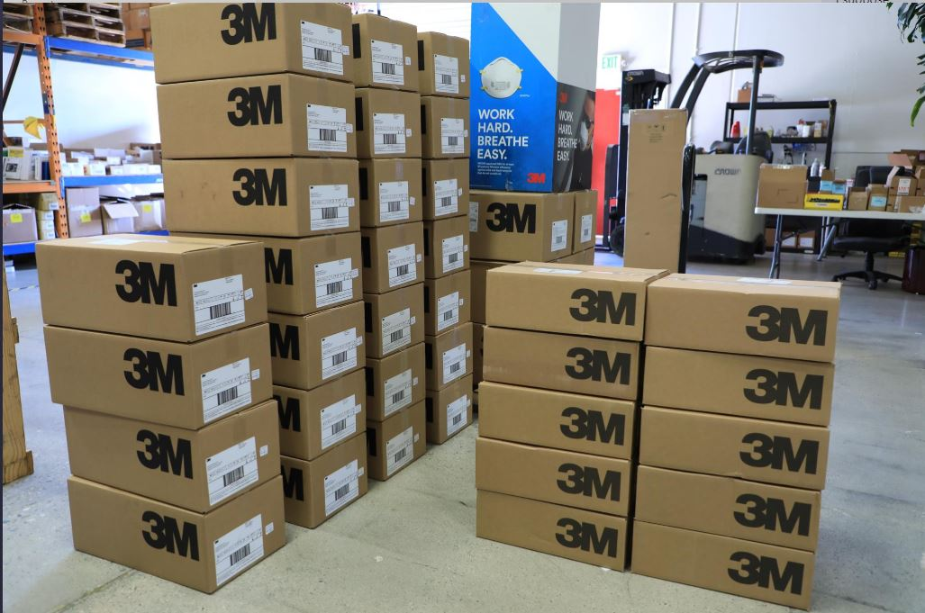 Update on 3M Respirators and other items related to Corona virus