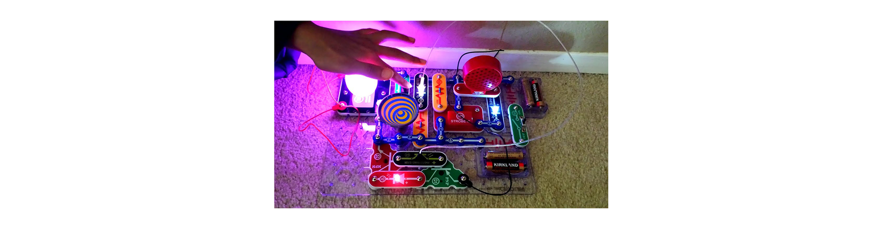 What Else Can I do With Elenco Snap Circuits?