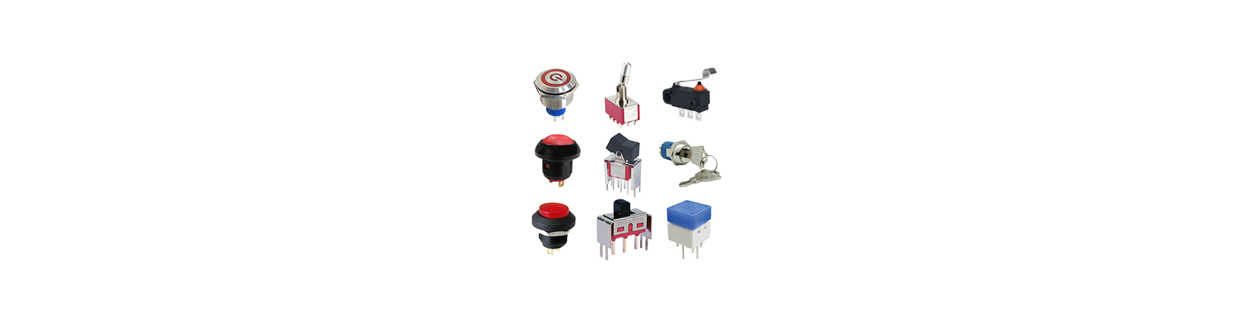 Electronic Components – Switches