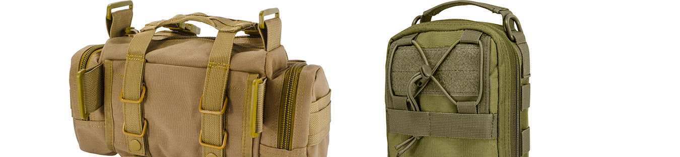 Tactical Bags & Packs