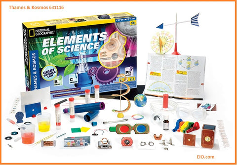 Thames & Kosmos 631116 Elements of Science