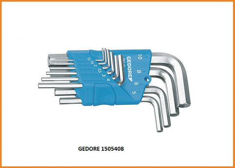 Gedore 1505408 Hex Wrench