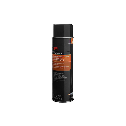 3M 03584 Professional Grade Rubberized Undercoating 12 16oz Cans