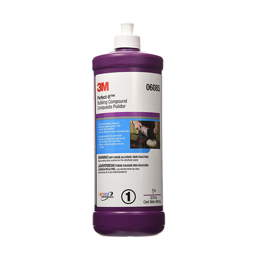 3M 06085 1Qt. Perfect-It Rubbing Compound