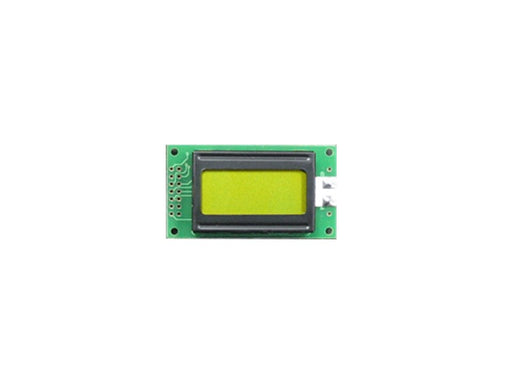Data Vision 0802S1FTLY 2x8 Character LCD Display Module