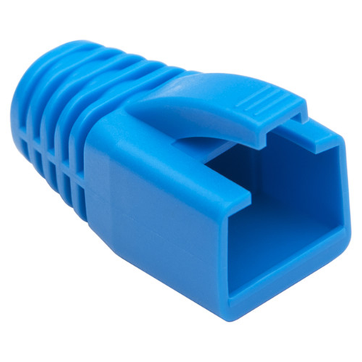 Platinum 105100 Tools RJ45 Boot 7.5mm Max OD Blue
