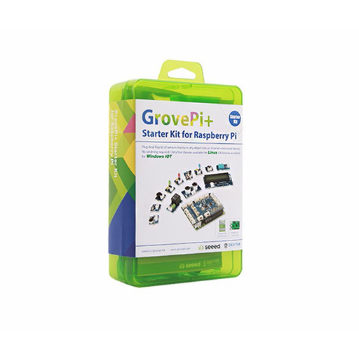 Seeed Studio 110060161 Grovepi+ Starter Kit For Raspberry Pi