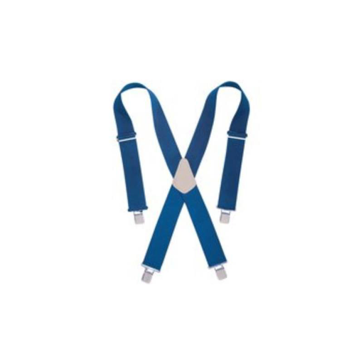 CLC 110BLU Heavy-Duty Work Suspenders, Blue