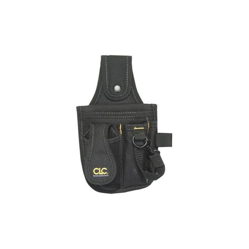 CLC 1501 4 Pocket Tool and Cell Phone Holder