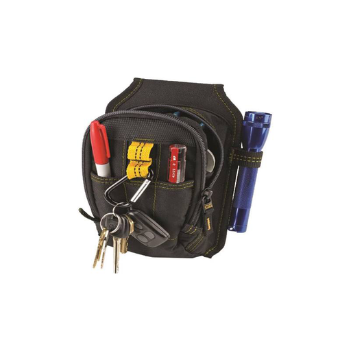 "CLC 1504 9 Pocket Multi-Purpose ""Carry-All"" Tool Pouch"