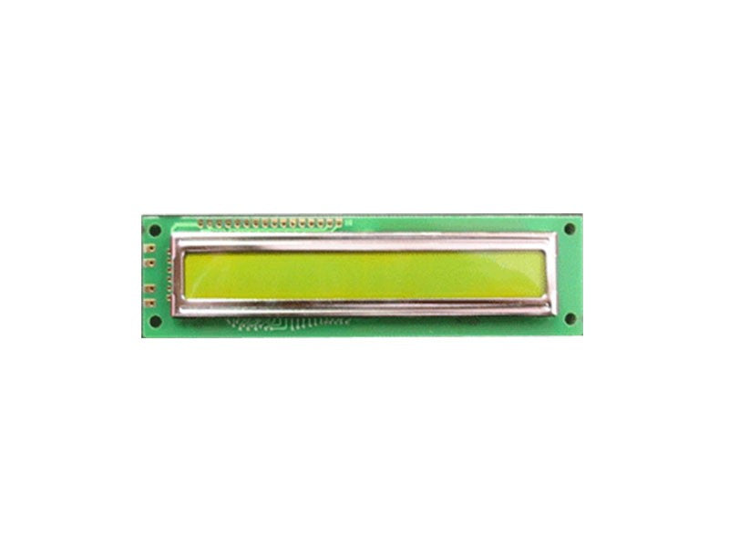 Data Vision 16110V1RB-H 1x16 Character LCD Display Module