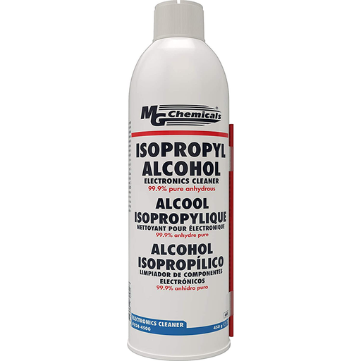 Mg Chemicals 824-450G 99.9% Isopropyl Alcohol Liquid Cleaner
