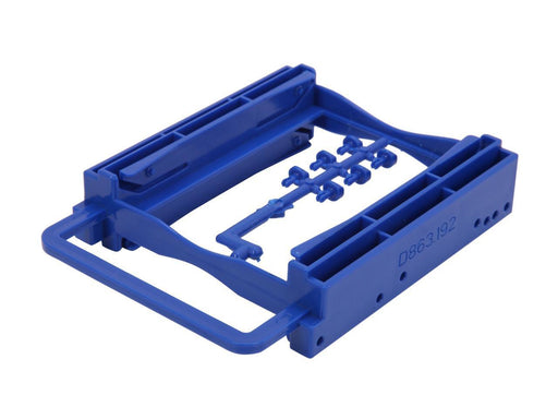 "Bytecc Bracket-252B 2.5"" Dual HDD/SSD Screwless Bracket For 3.5"" Drive Bay"