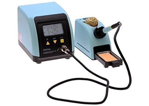 Aven 17400 400 Series Soldering Station with LCD Display ESD Safe