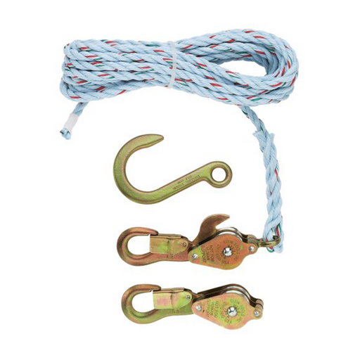 Klein Tools 1802-30SSR Block & Tackle