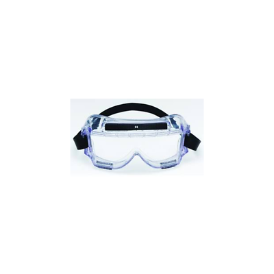 3M™ Centurion™ Safety Splash Goggle 454AF, 40305-00000-10 Clear Anti-Fog Lens