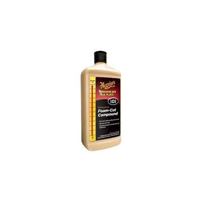 Meguiar's® M101 Mirror Glaze® Foam-Cut Compound, 32 oz