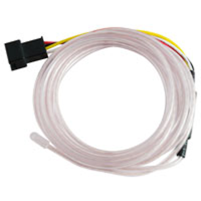NTE Electronics 69-ELCW3.2TW EL CHASING WIRE 3.2MM TRANSPARENT WHITE 3M