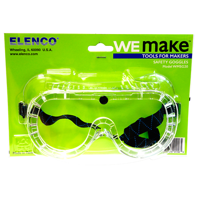 Elenco WMSG20 Safety Goggles