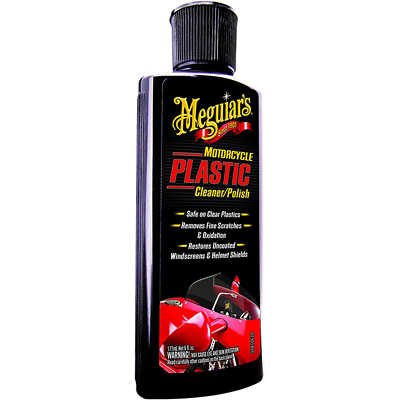 Meguiars MC20506 Plastic Cleaner / Polish, 6 oz.