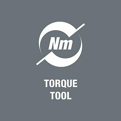 Wera 05075673001 Click-Torque XP 4 pre-Set Adjustable Torque Wrench for Insert T