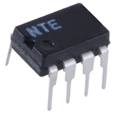 NTE Electronics NTE734 INTEGRATED CIRCUIT TV FM IF GAIN BLOCK 8-LEAD DIP