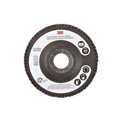 3M™ Flap Disc 577F, T27, 4-1/2 in x 7/8 in, 36 YF-weight