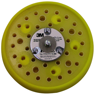 3M™ Hookit™ Clean Sanding Low Profile Finishing Disc Pad 20290, 5 in x 11/16 in