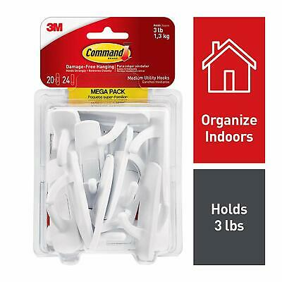 Command Medium Utility Hook Mega Pack 17001-MPES