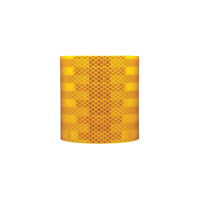 3M™ Diamond Grade™ School Bus Markings 983-71 Yellow, 1.75 in x 50 yd