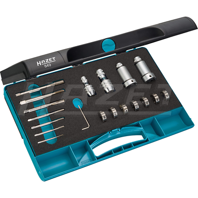 Hazet 849 Tap and Die Set