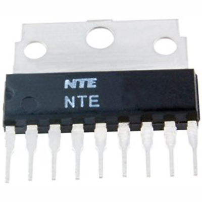 NTE Electronics NTE1789 INTEGRATED CIRCUIT TV SOUND PRE-AMP WITH AF OUTPUT AND V