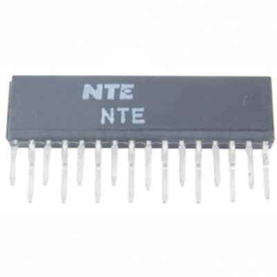 NTE Electronics NTE1604 INTEGRATED CIRCUIT FM IF SYSTEM FOR CAR AUDIO 16-LEAD SI