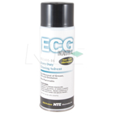 NTE Electronics RX1401-16 HEAVY DUTY CLEANING SOLVENT 16-OZ
