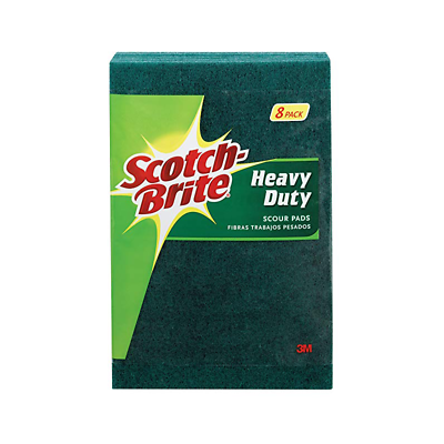 Scotch-Brite® 7000126519 Heavy Duty Scour Pad, 228