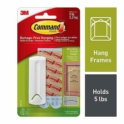 Command Wire Back Picture Hanger 17041-ES