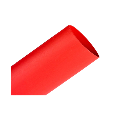 3M™ Heat Shrink Thin-Wall Tubing FP-301-3/8-Red-200`