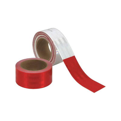 3M™ Diamond Grade™ Conspicuity Markings 983-72 Red, DOT, 1 in x 150