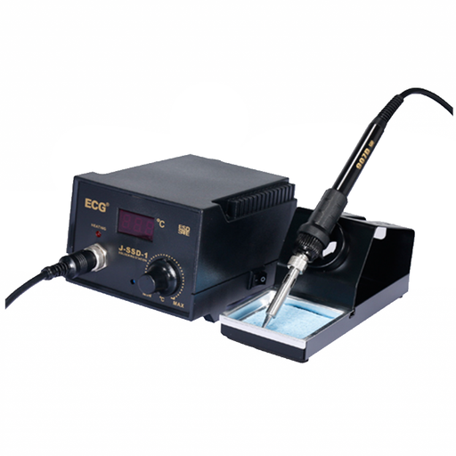 NTE J-SSD-1 Digital 75w Industrial Soldering Station, ESD Safe