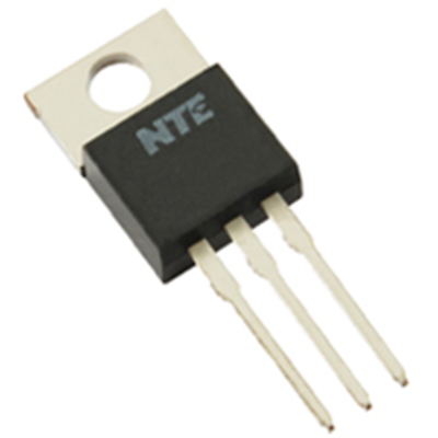 NTE Electronics NTE2909 POWER MOSFET N CHANNEL 100V ID=57A TO-220 CASE