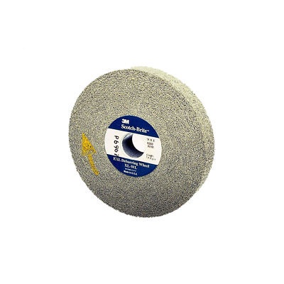 Scotch-Brite™ SST Deburring Wheel, ST-WL, 7A Fine, 8 in x 2 in x 3 in