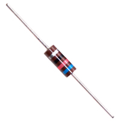 NTE Electronics HWCC122 RESISTOR CARBON COMPOSITION 1/2W 220 OHM AXIAL LEAD