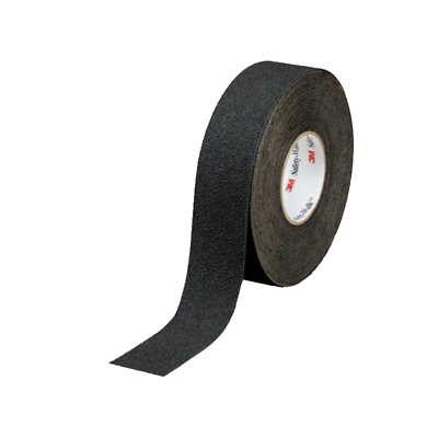 3M™ Safety-Walk™ Slip-Resistant Medium Tapes & Treads 310, Black, 6 in x 24 in