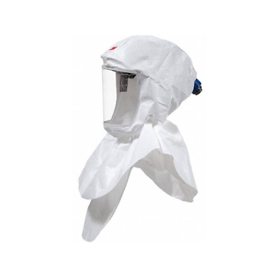 3M™ Versaflo™ Hood Assembly with Inner Shroud & Premium Head Suspension S-657