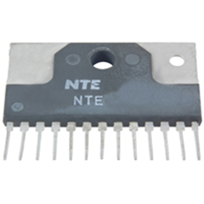 NTE Electronics NTE1855 INTEGRATED CIRCUIT VERTICAL DEFLECTION OUTPUT CIRCUIT 13