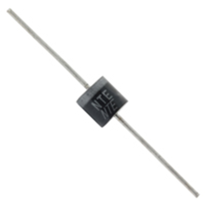 NTE Electronics GI754 SILICON RECTIFIER 400 PRV 6A AXIAL LEAD