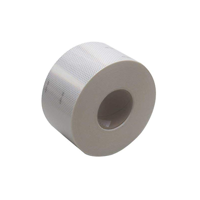 3M™ Diamond Grade™ Conspicuity Markings 983-10 White, 4 in x 50 yd