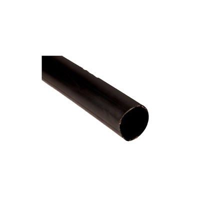 "3M Heat Shrink Thin-Wall Tubing FP-301-2-Black-6""-Pack, 6 in"