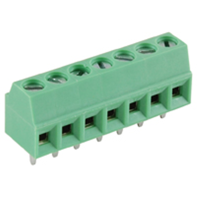 NTE Electronics 25-E100-07 Terminal Block Eurostyle 7 Pole 3.50mm Pitch 300V 10A